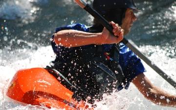 L'équipe d'Anaconda Rafting