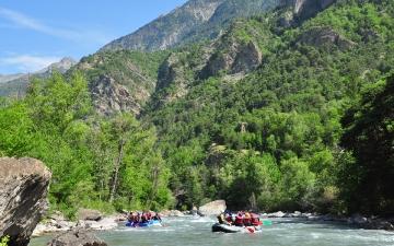 La rivière Ubaye